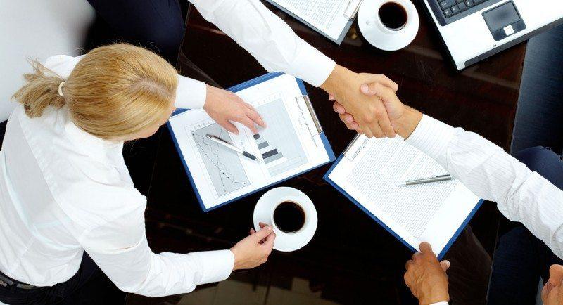 Бизнес преговори