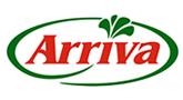 Лого на Арива Фуудс (Arriva Foods)