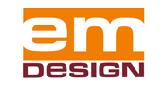 Лого на ЕМ Дизайн (EM Design)